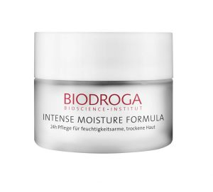 intense moisture formula biodroga 24 care for dry skin