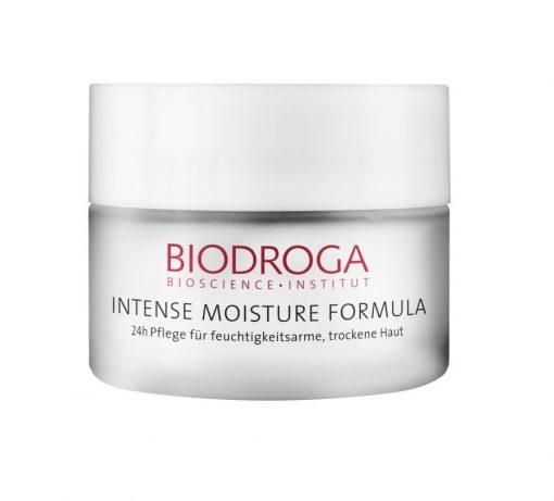 intense moisture formula biodroga 24 care for dry skin