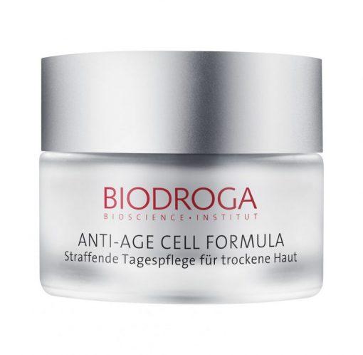 anti age cell formula day for dry skin biodroga