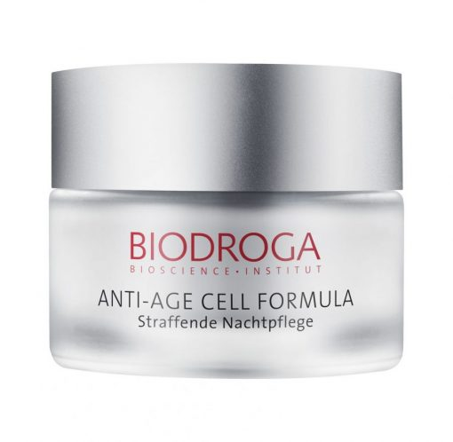anti age cell firming night care biodroga