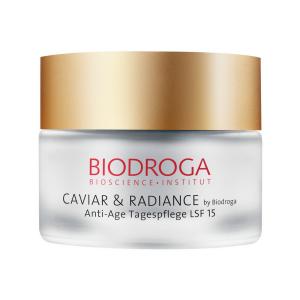 biodroga caviar and radiance anti age day care