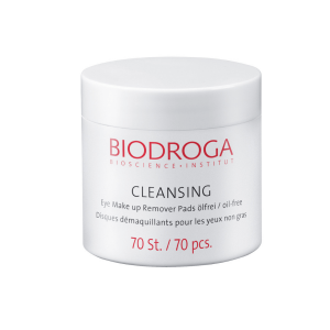 eye makeup remover pads oil free biodroga
