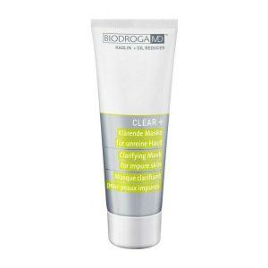 clarifying mask for impure skin biodroga md