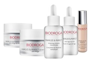 energze and perfect biodroga full product line
