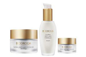 global anti age biodroga product line