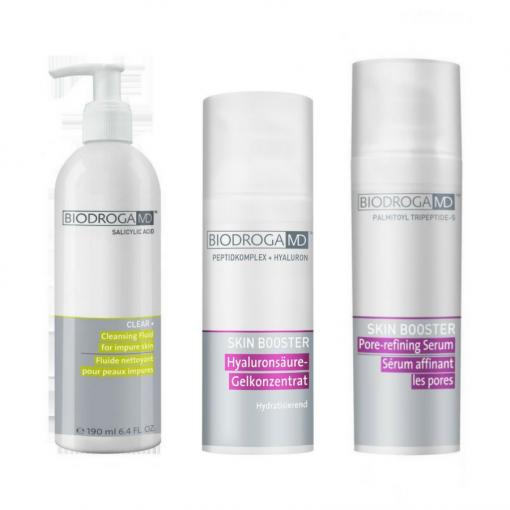Home Maintenance Kit (Oily Skin) Biodroga MD