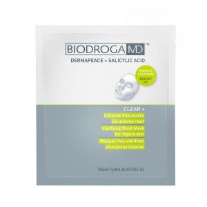 biodroga md clarifying mask sheet