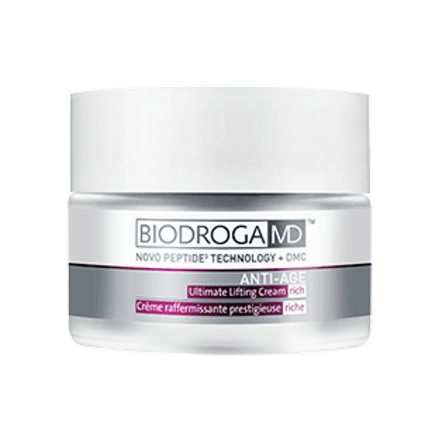 Biodroga Solution Set For Anti Aging Formula Skincare Usa