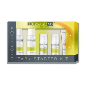 Clear + Starter Kit Biodroga mD