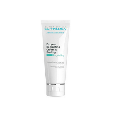 Dr. Schrammek Enzyme Regulating Cream & Peeling