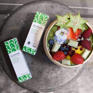 biovegane organic skin care green tea