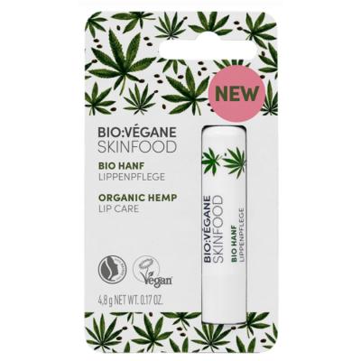 cbd organic hemp lip care BioVegane